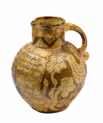 Discover Slipware, Bideford, Donyatt, Stoneware and Other Pottery