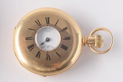Waltham mass pocket watch