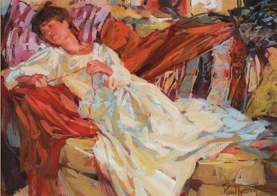 About Paul Hedley (b 1947)