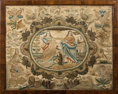 Discover Tapestry and Stumpwork