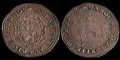 Charles I (1625-49) Tower Mint Under Parliament, Crown