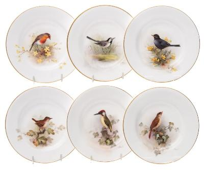Discover Late 19th/20th Century Royal Worcester Porcelain