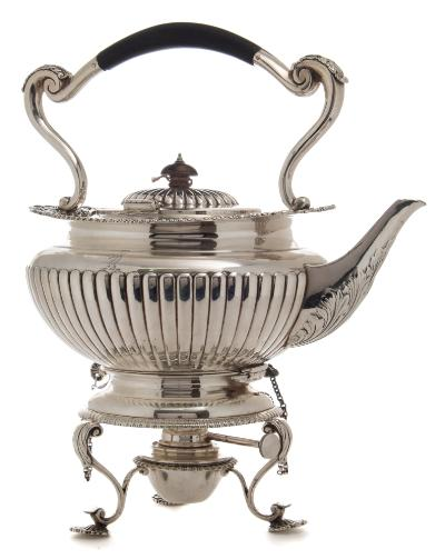 Discover Silver Tea and Coffee Services