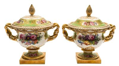 Discover 19th Century English Porcelain