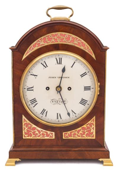 Discover Bracket Clocks