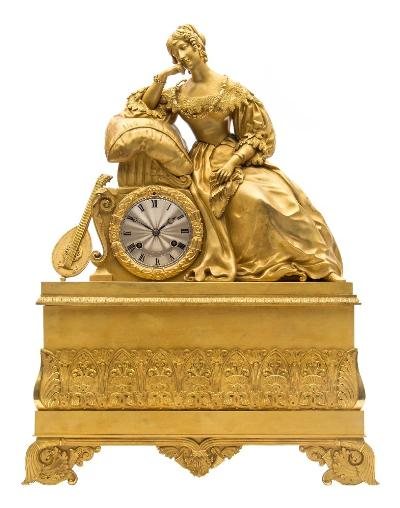 Explore Works of Art & Clocks